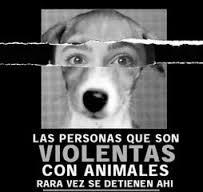 La crueldad con los animales, un signo de alarma psiquiátrica