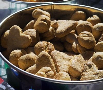 La alimentación de un perro esterilizado, clave para evitar el sobrepeso