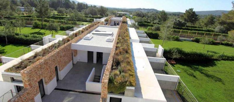 Un millonaria construye un refugio para perros en Ibiza