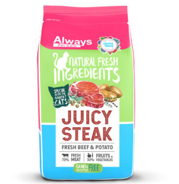 Always Juicy Steak