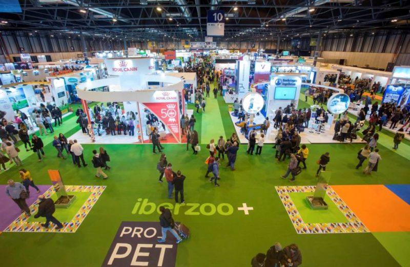 Novedades para PERROS en la Feria Internacional para el Profesional del Animal de Compañía (Iberzoo+Propet)