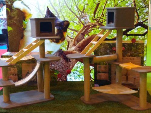 Mobiliario gatos