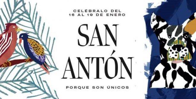 Fiestas de San Antón 2020 en Madrid
