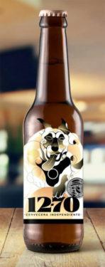 Cerveza 1270