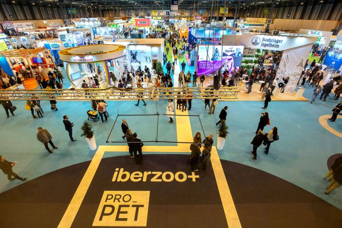Empieza IBERZOO+PROPET salón profesional del animal de compañía