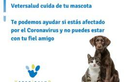Vetersalud, pone en marcha una iniciativa solidaria con un fondo asistencial gratuito de 10.000 €