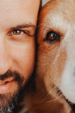 Soñar con perros - Perros y humanos
