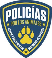 Policías por los animales