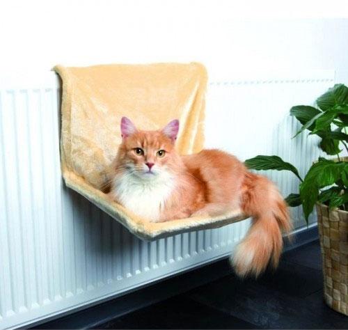 Trixie hamacas para gatos radiador