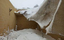 Grefa, el Hospital de Fauna Salvaje en un estado lamentable tras el temporal solicita ayuda