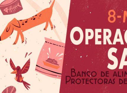 «Operación saco» de la Asociación «Más Q Perros de León»