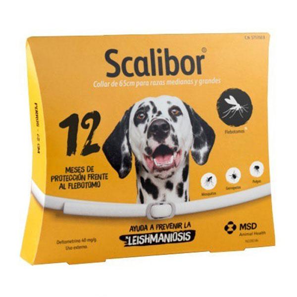Collar antiparasitario Scalibor