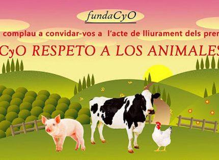 APDDA dona los 3.000 euros de su Premio 'C y O Respeto a los Animales' a Bancos de Alimentos para Animales