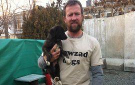 La organización Nowzad Dogs no abandonará Afganistán sin sus animales