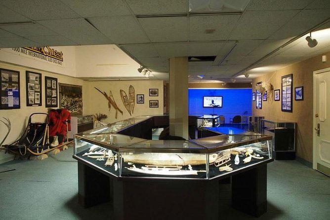 Museo de perros de trineo