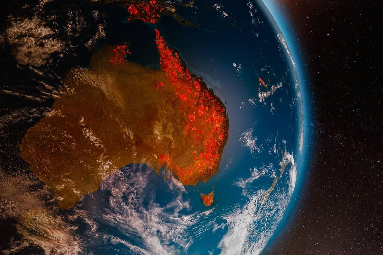 Cenizas Australia
